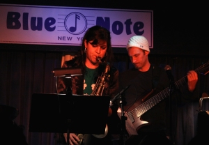 Photo of Ada Rovatti at The Blue Note in New York City / by Mark Bergin