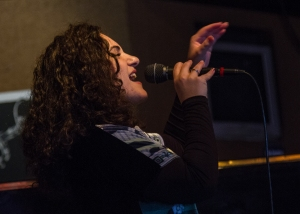 Simona De Rosa / Photo by Mark Bergin